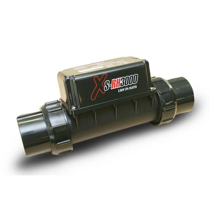 SpaNet 3KW XS Spa Heater http://spastore.com.au/spanet-3kw-xs-spa-heater/ #pool #spa #spapool #swimspa