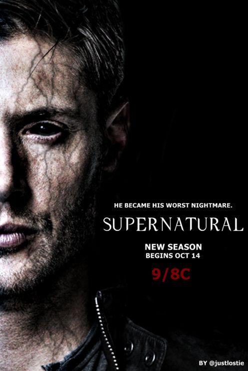 fan made Supernatural s10 poster | Nerdgasm: Supernatural ...
