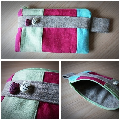 cell phone pouch...very cute