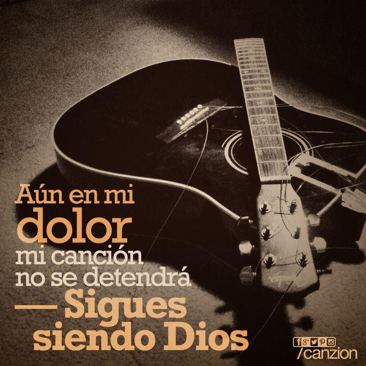 Ninguna situación detendrá mi adoración a Dios. — #SiguesSiendoDios de Marcos Witt ➜ http://www.canzion.com/es/noticias/549sigues-siendo-dios-el-nuevo-album-de-marcos-witt