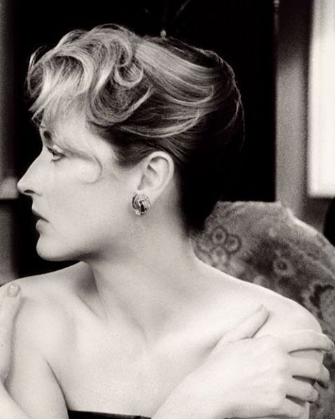 Miss Meryl #glamour #actress #beauty #hollywood #icon #style #fashion #1980s #allure #elegant #sexappeal #film