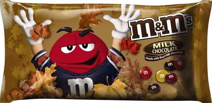 Contains one (1) 11.4-ounce bag of M M's Milk Chocolate Candy Harvest Blend  Made with real milk chocolate, M M'S Brand Milk Chocolate Candies have a creamy center surrounded by a Fall-colored candy shell!  Great for this Fall season, Halloween...