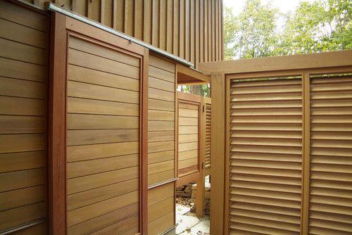 29 Best Modern Horizontal Fence Design Images On Pinterest