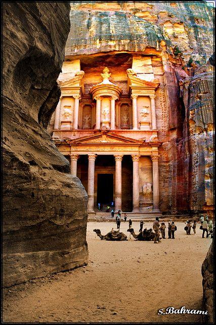 Espectaculars imatges del rànquing imatge fotogràfica Petra Petra Patrimoni de la Humanitat (Jordània)