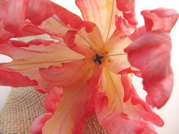 191 best millineryfabric flowers images on pinterest fabric la petite cadeau flower making workshops and tutorial mightylinksfo
