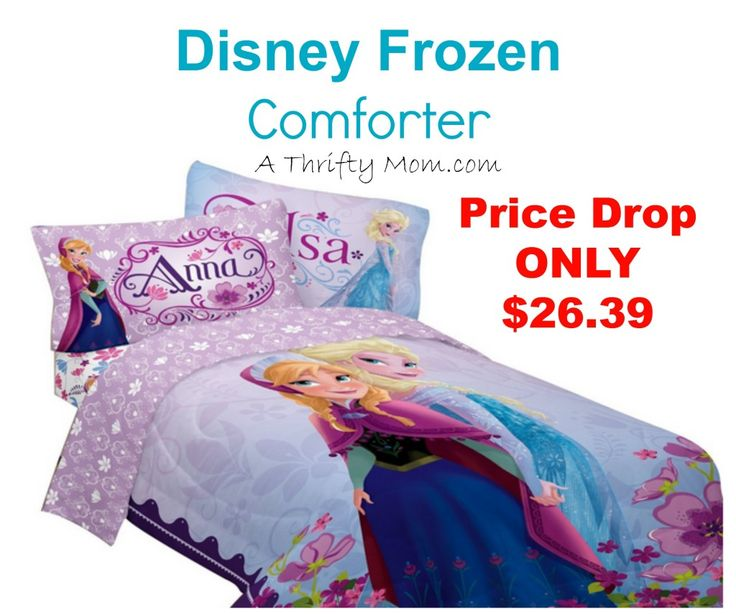 WOW awesome price Disney Frozen Comforter