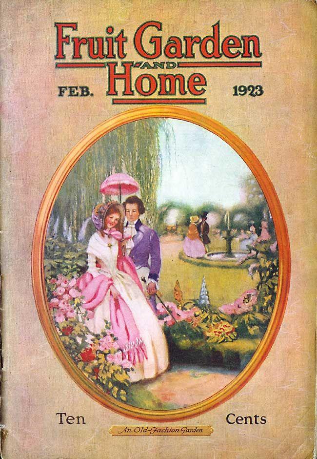 Fruit Garden and Home 1923-02