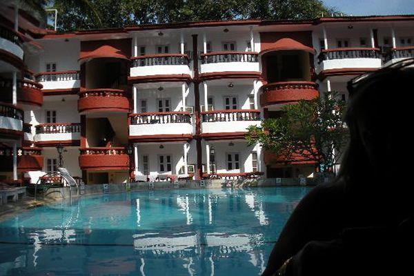 Santiago – 3 star hotels in Goa