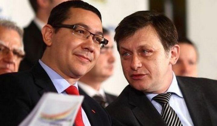 Crin Antonescu si Victor Ponta sunt umar la umar in intentiile de vot ale romanilor, potrivit unui sondaj Avangarde, dat publicitatii marti. Conform barometrului, Crin Antonescu are 26% din intentiile
