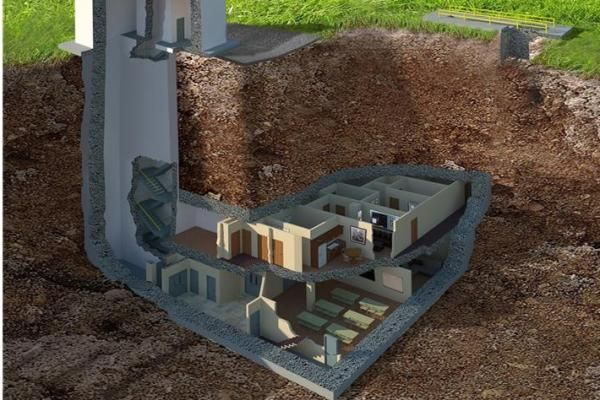 6 Hidden Underground Shelters that Will Survive Doomsday post image