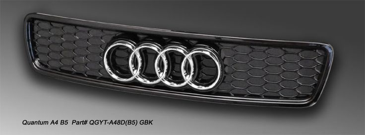 Aftermarket Grilles for Audi A4 B5