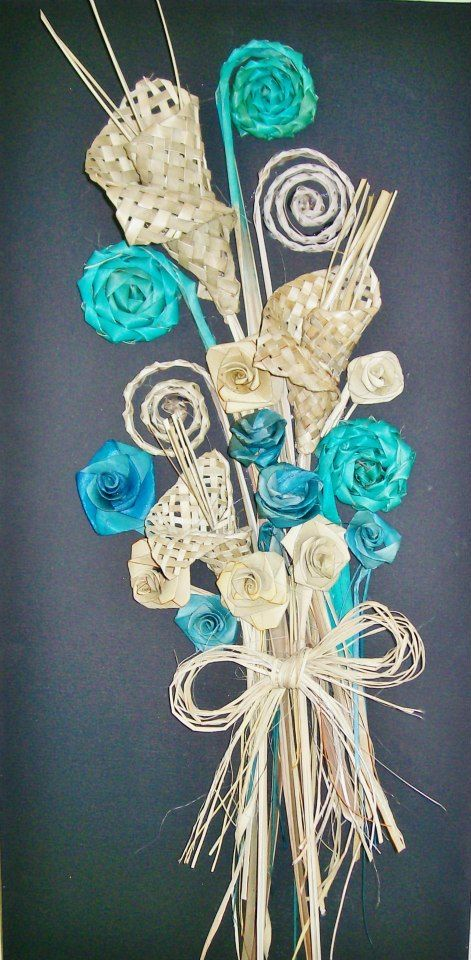 Fabulous Flax Flower Bouquets and Arrangements - Flax Flowers For the Home