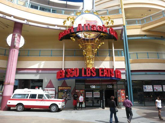 Heart Attack Grill, Las Vegas: See 1,779 unbiased reviews of Heart Attack Grill, rated 4 of 5 on TripAdvisor and ranked #203 of 4,500 restaurants in Las Vegas.