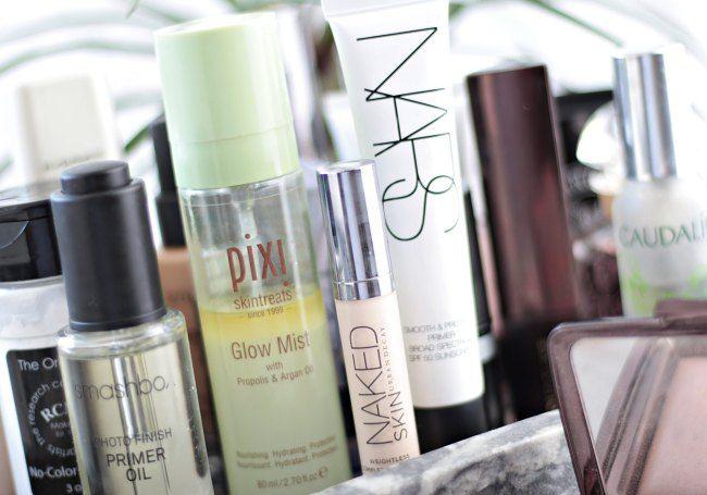 Guide - få den perfekte makeup selv med tør hud med hjælp fra blandt andet Pixi, Smashbox, Revlon og NARS