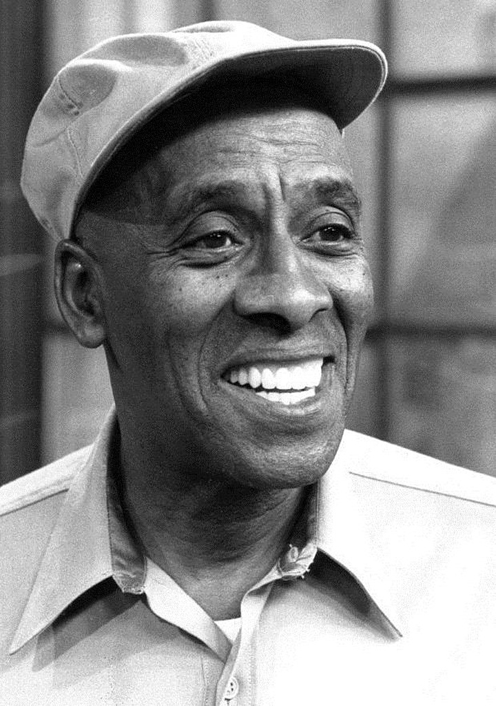 Scatman Crothers....as a kid, I loved watching him act!