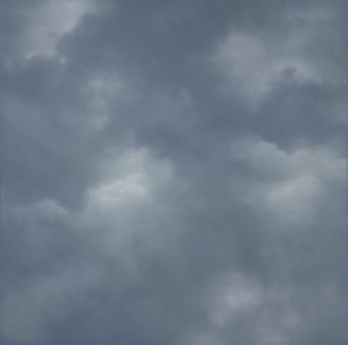 Gerhard Richter » Art » Paintings » Photo Paintings » Clouds » 269