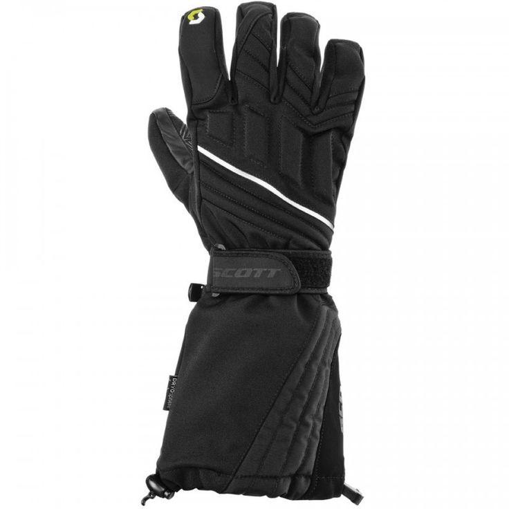Scott CUBRICK II LONG Gloves (BLK) www.importationsthibault.com