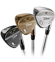 52 degree and 56 degree are now in the bag. Vokey Design SM4 - Titleist.com