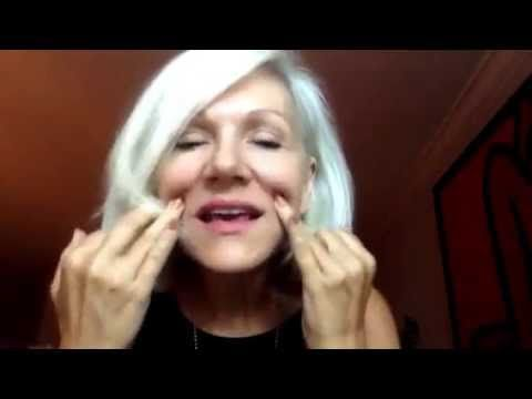 """""""Instant Facelift"""" Day 7 (non surgical facelift) Sexy Over 50 channel - YouTube"""