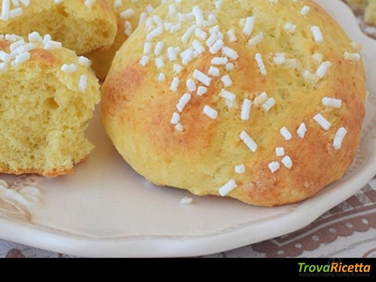 BRIOCHE ALLA RICOTTA  #ricette #food #recipes