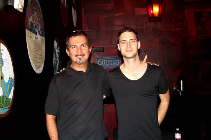 With Jesse Woods from The Naked and Famous, an alternative rock band from Auckland, New Zealand.