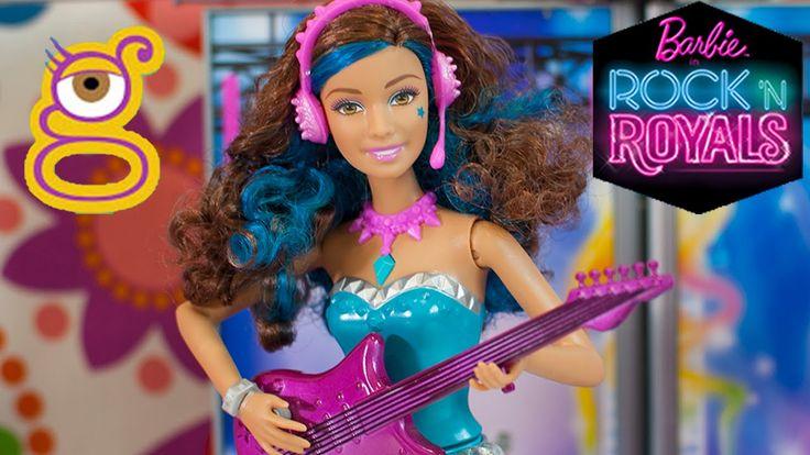 Barbie Campamento Pop Muñeca Erika - juguetes Barbie toys - Barbie in Ro...