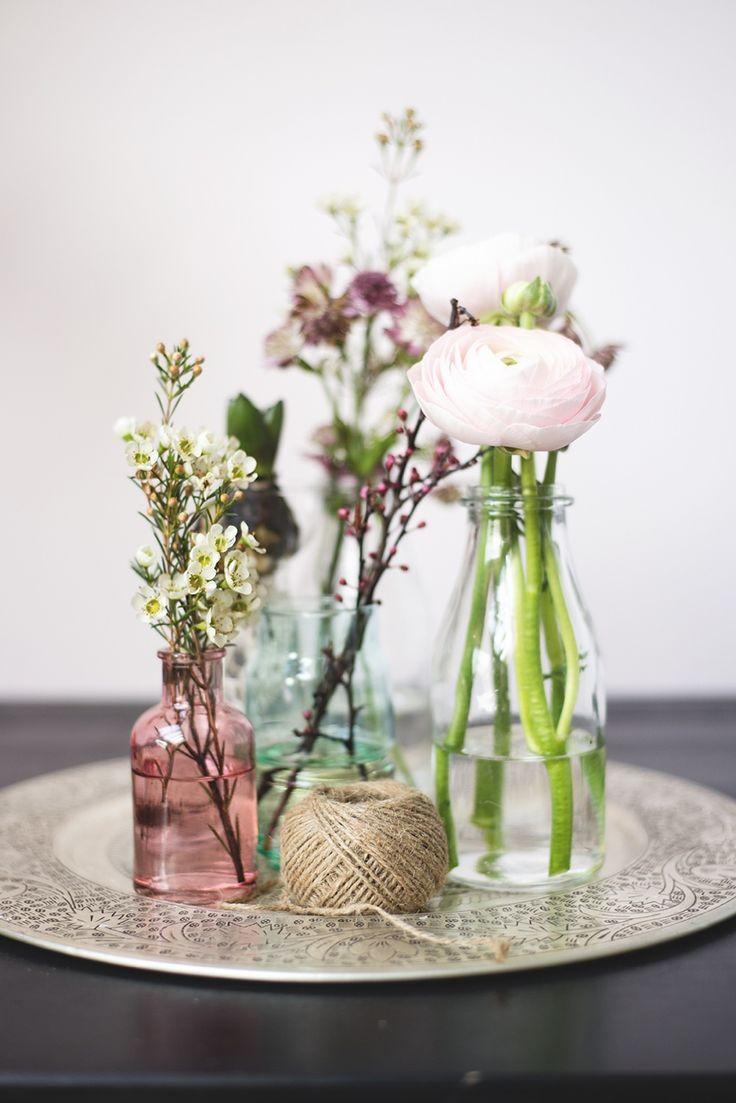 Schnelle und effektive Blumendeko
