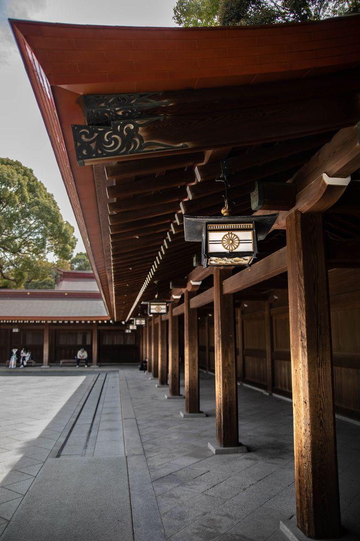 Visiting Meiji Shrine In Tokyo Japan Annie Fairfax Meiji Shrine Japanese Shrine Japanese Temple