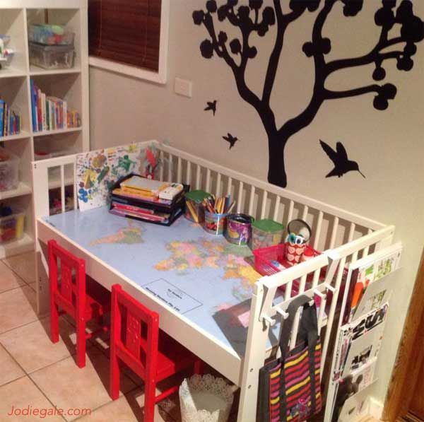 Have all your babes grown up and he or she no more needs the crib? Now it is time to transform them in something more practical. They will even more valuable when we reuse them. Here are 30 fabulous ways to revive and reuse the old cribs. Look at them and let the imagination begin […]