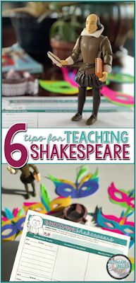 I need to be sure that my college students have a greater expertise with Shakespearean play…