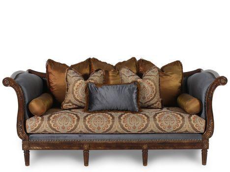 rachlin classics rhonda sofa mathis brothers furniture