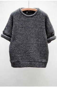Oversized Sweatshirt  by 10 Crosby Derek Lam