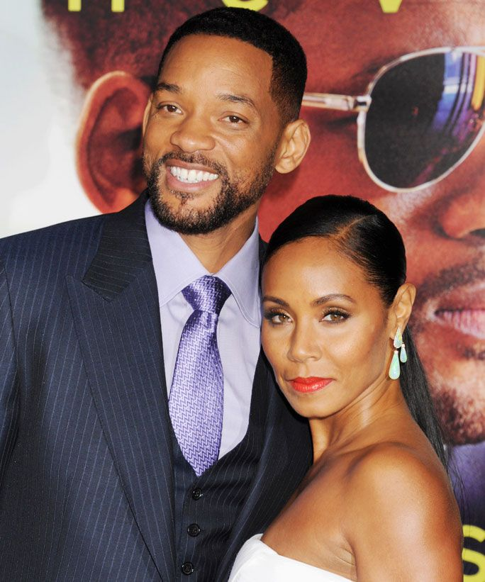 See Jada Pinkett Smith's Sweet Birthday Message to Will Smith from InStyle.com