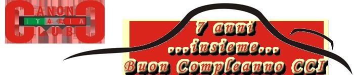 7° Compleanno CCI - Auguri a tutti noi - Pagina 1 | 20-08-2012 01:35:16 | Canon Club Italia Forum