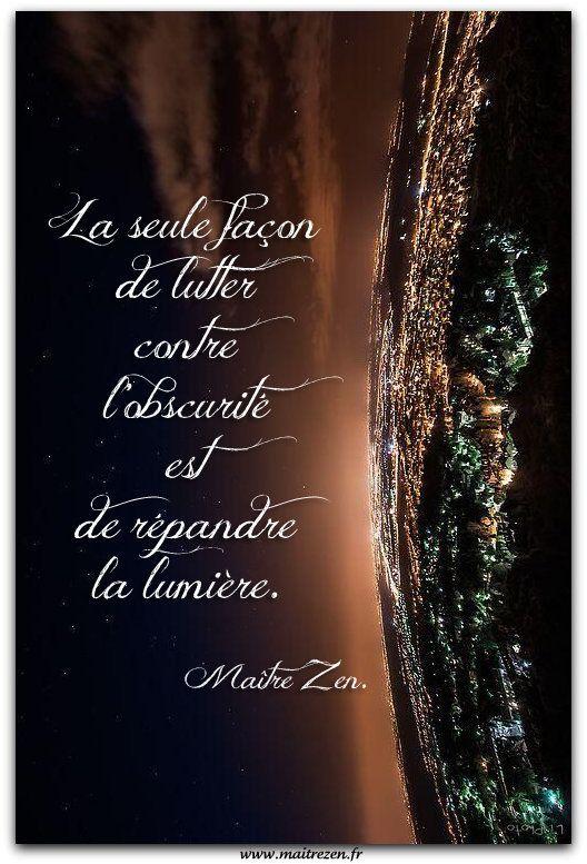 Lutter. - Le site de Maître Zen