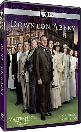 """""""Downton Abbey"""" is a series set in the country home of the Earl and Countess of Grantham, and follows the lives of the aristocratic Crawley family and their servants."""