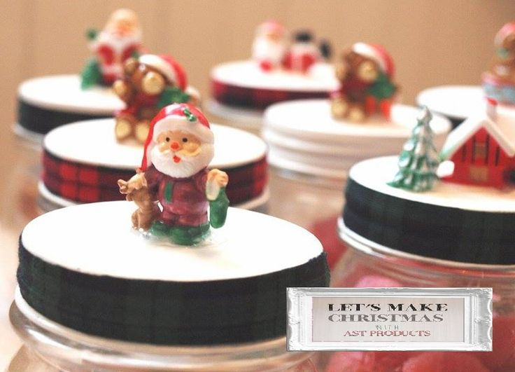 CHRISTMAS BABY SOAPS #LetusmakeChristmas !!!  #DareToDream everyday !!!  Spread the #ChristmasMood !!!  #Collectible and #Limited_edition #exclusive #gifts  by #AstProductsNoOrdinarySoaps... #Christmas #soapHouses for making your #Elf happy. The #beauty of life is in the details. #YOLO You only live once!!! So #DIY your happiness. ... https://www.facebook.com/AstProducts