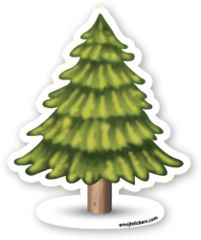 Evergreen Tree | Emoji Stickers