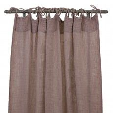 Curtains - dusty pink