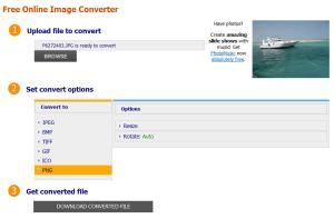 9 Great Programs to Convert Images to Other Formats: CoolUtils Online Image Converter