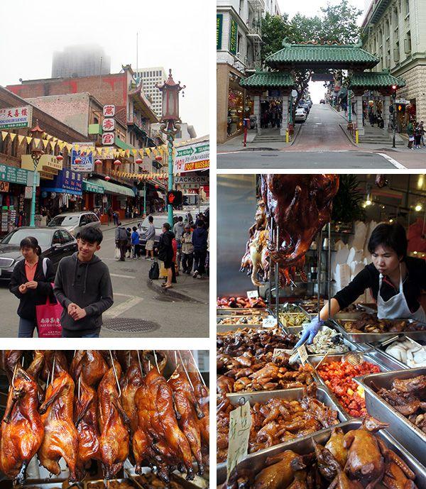 Chinatown @ San Francisco