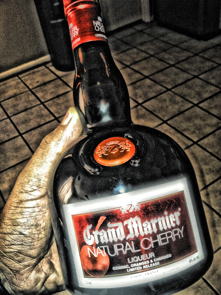 Drinks To Make With Cherry Grand Marnier