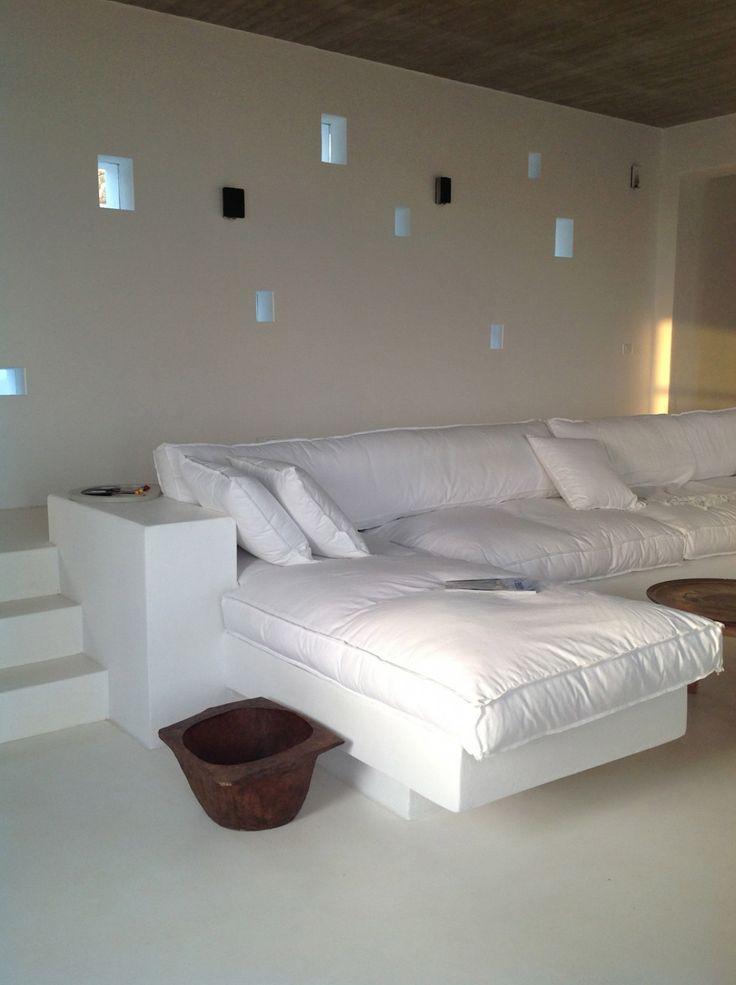 Architecture - Maison - Maisons privées. Folegandros, Grèce                                                                                                                                                                                 Plus
