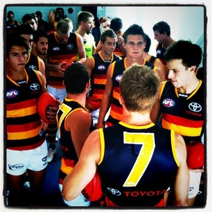The Crows are ready to run out for the NAB Cup opener