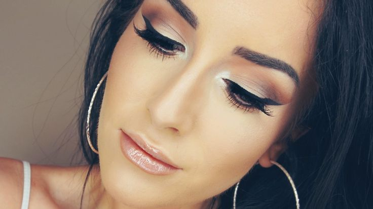 How to do night Makeup-#bestmakeupfornight #enlargeeyes #howtodonightmakeup #nat…