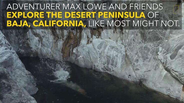 Explore the desert peninsula of Baja, California, like never before.