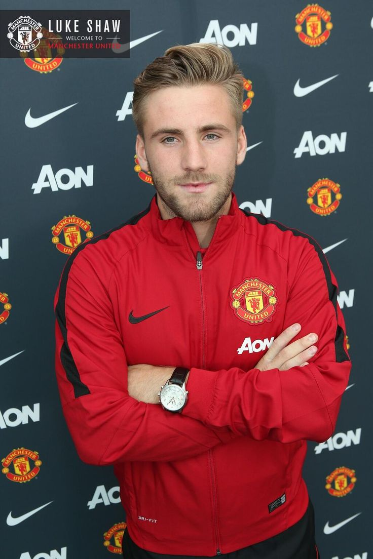 Luke Shaw has transferred over to Manchester United from Southampton. He is one of the six new signings Louis Van Gaal has brought to Manchester United.