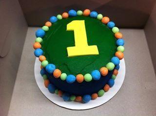 Boys Smash Cake www.facebook.com/scbyamanda
