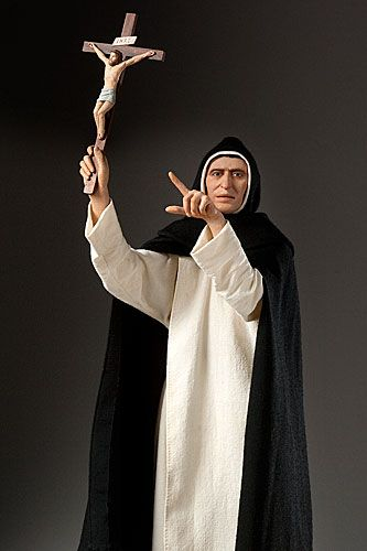 """Girolamo Savonarola  This Italian Dominican friar was determined to rid Florence of its corruption. He was so successful that he brought down the powerful Medici family's reign. The Florentines finally tired of Savonarola's government of """"purity"""" and turned against him. He was tried for heresy and burned at the stake."""