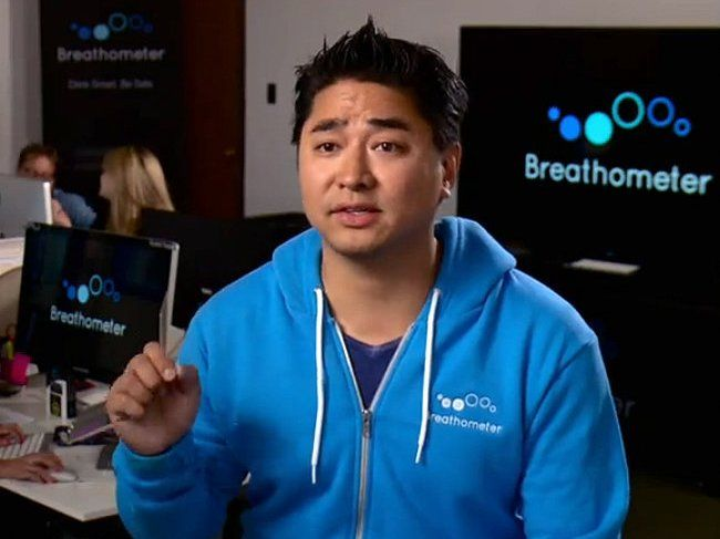 """Breathometer In Season 5, Charles Yim got a five-Shark deal for Breathometer, a portable Breathalyzer that works with a smartphone. Mark Cuban, Kevin O'Leary, Daymond John, Herjavec, and Greiner got in on a $650,000 deal for 30% of the company.  Since his """"Shark Tank"""" appearance, Yim secured an additional $6.5 million in funding, partnered with the prestigious Cleveland Clinic, and developed a more accurate and more portable main product in addition to a device that tracks oral health and…"""